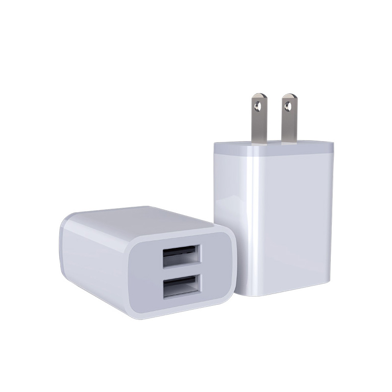 2-port USB Smart hurtigoplader_MW21-102